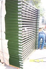 China Material de esqueleto tubular por atacado do quadro Q245 da escada do sistema do quadro do andaime fábrica